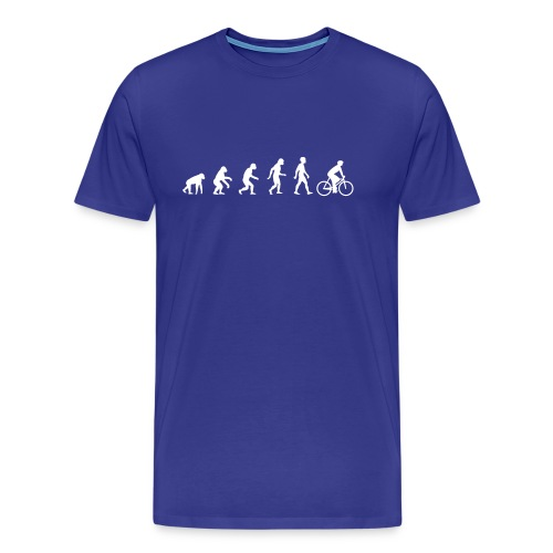 evolution normal - Männer Premium T-Shirt
