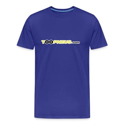 toopneus vectoriel 2010 - T-shirt Premium Homme