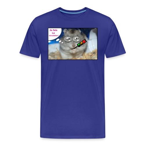 humour circulation jpg - T-shirt Premium Homme