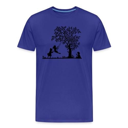 Koszulka three - Maglietta Premium da uomo