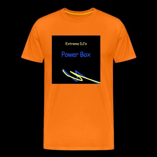 powerbox - Miesten premium t-paita