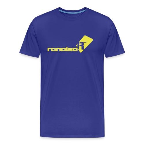 Renoise Logo - Men's Premium T-Shirt