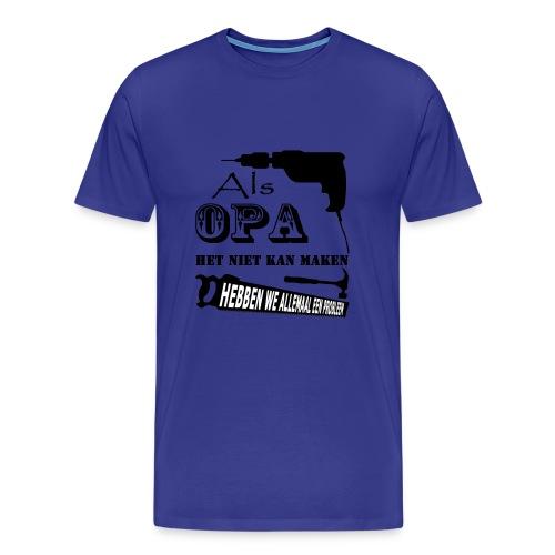 opatshirt - Mannen Premium T-shirt
