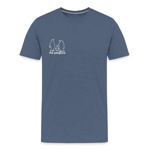 penguins - Men's Premium T-Shirt
