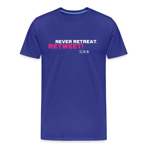 shirt 8 a1 - Männer Premium T-Shirt