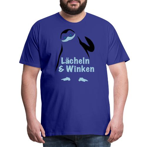 Pinguin - Männer Premium T-Shirt