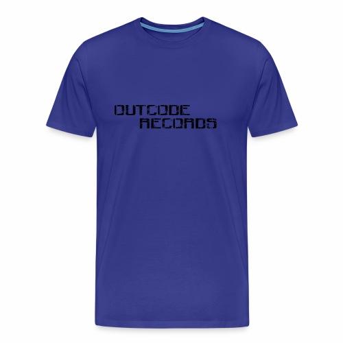 Letras para gorra - Camiseta premium hombre