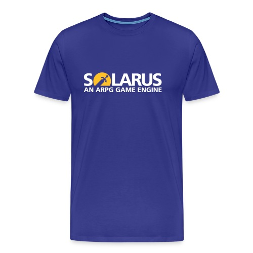 Solarus engine logotype - T-shirt Premium Homme