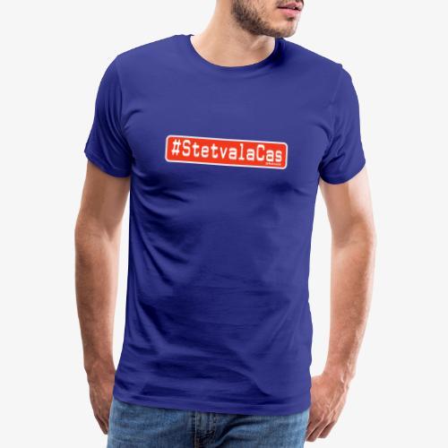 Stetv a la Cas Anti CoronaVirus - Maglietta Premium da uomo