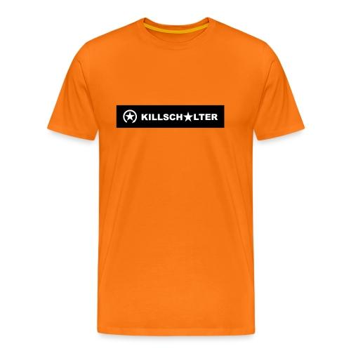 KILLSCHALTER Logo 0KS04 - Men's Premium T-Shirt