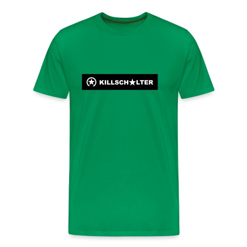 KILLSCHALTER Logo 0KS04 - Men's Premium T-Shirt