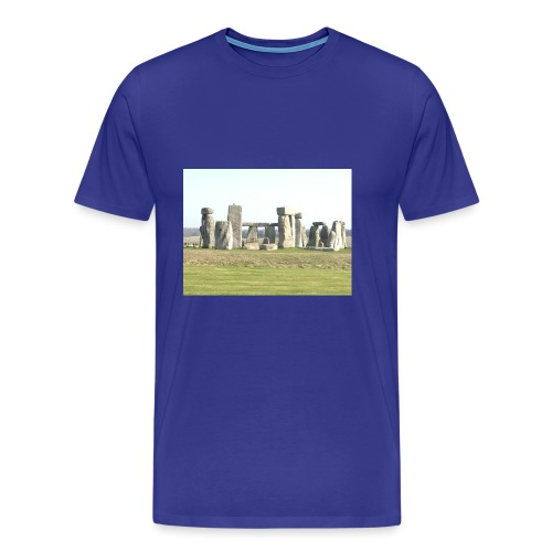 white rocks - Men's Premium T-Shirt