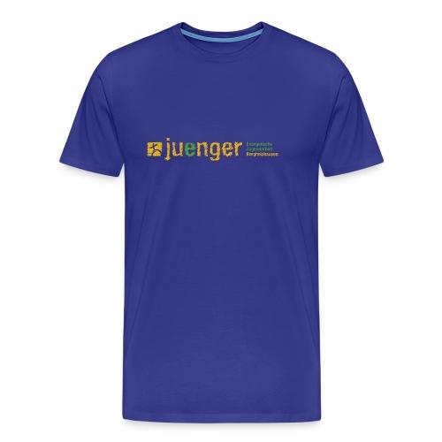 logo ev jugendarbeit borg - Männer Premium T-Shirt