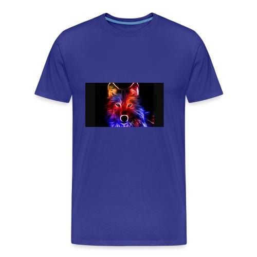 Bluewildgamer - Men's Premium T-Shirt