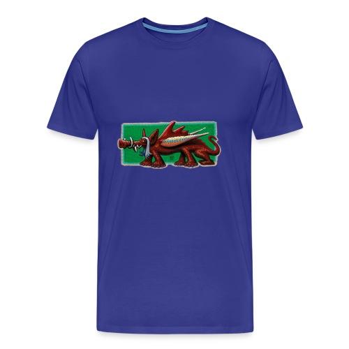 oritteropottero - Maglietta Premium da uomo