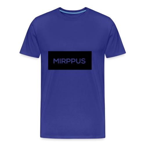 Mirppus V2 - Miesten premium t-paita