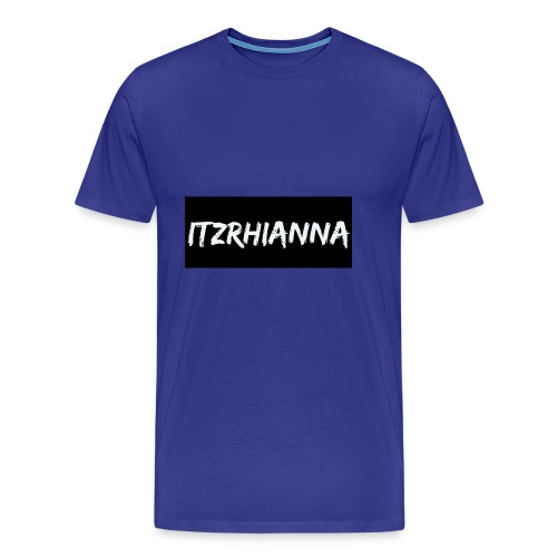 Itzrhianna apparel - Men's Premium T-Shirt