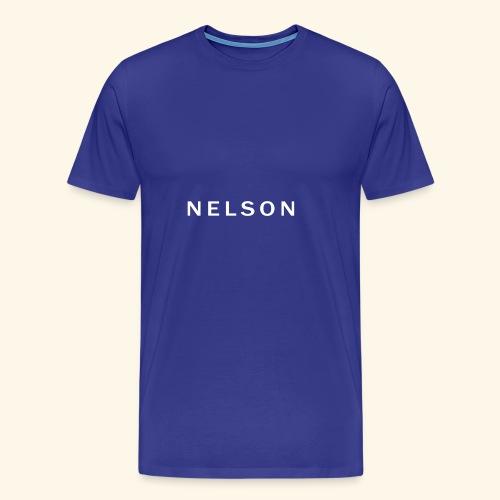 N E L S O N - Hoodie - Herre premium T-shirt