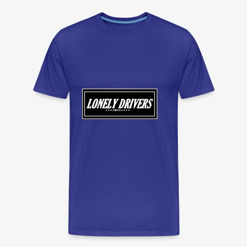 LONELYDRIVERS - T-shirt Premium Homme