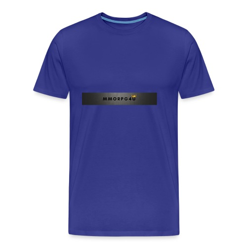 MMORPG4u - Mannen Premium T-shirt