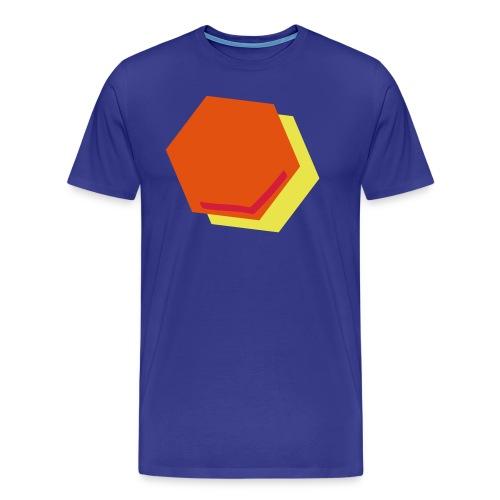 detail2 - Mannen Premium T-shirt