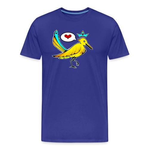 bird king - Männer Premium T-Shirt