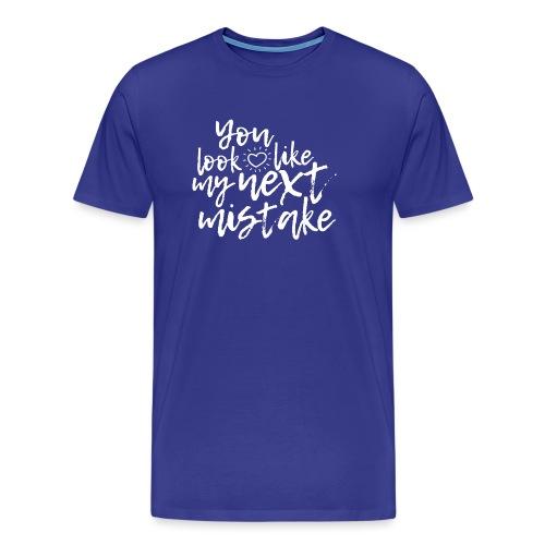 Mistake - T-shirt Premium Homme