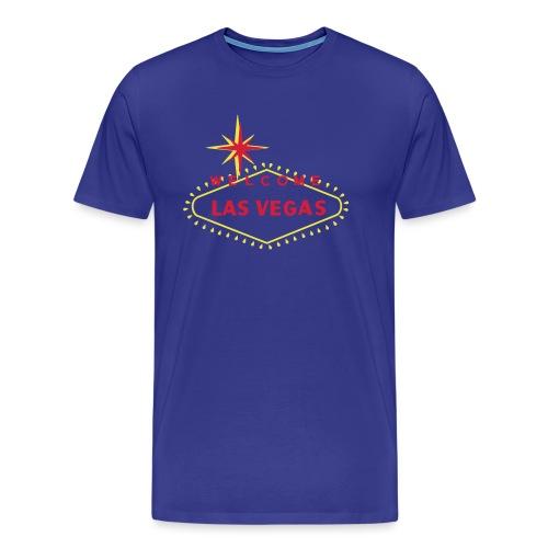 las vegas - Men's Premium T-Shirt