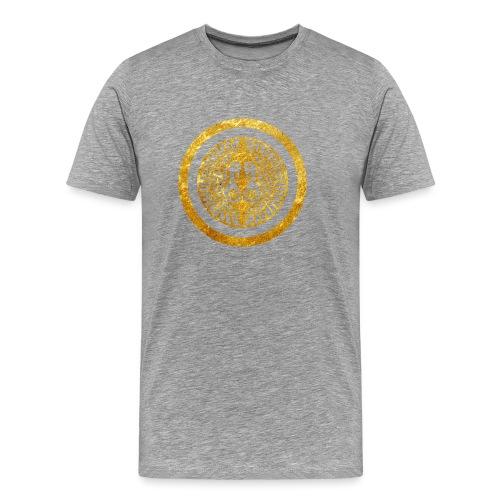 Ikko Ikki Mon Japanese clan - Men's Premium T-Shirt