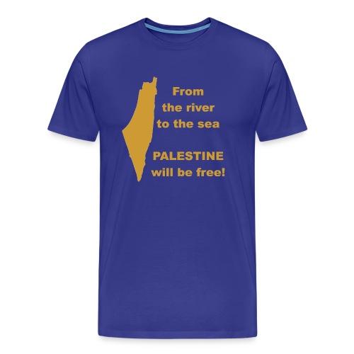 goldkompl - Männer Premium T-Shirt