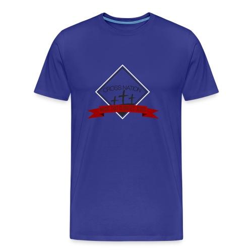 Cross Nation 2017 - Men's Premium T-Shirt