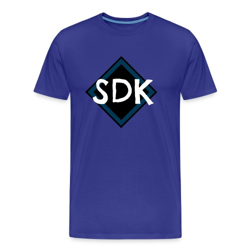 Snapback cap - Herre premium T-shirt