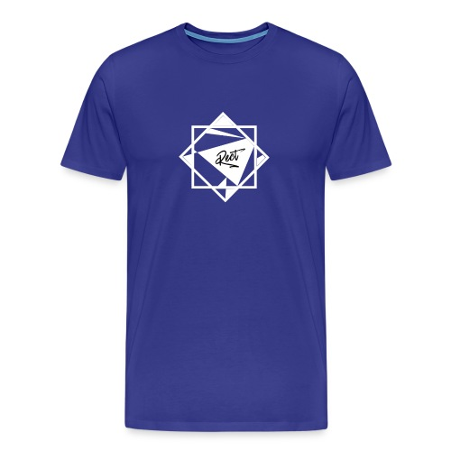 (MEN) (Slimfit) DESIGN BY GET RECT 21 - Men's Premium T-Shirt