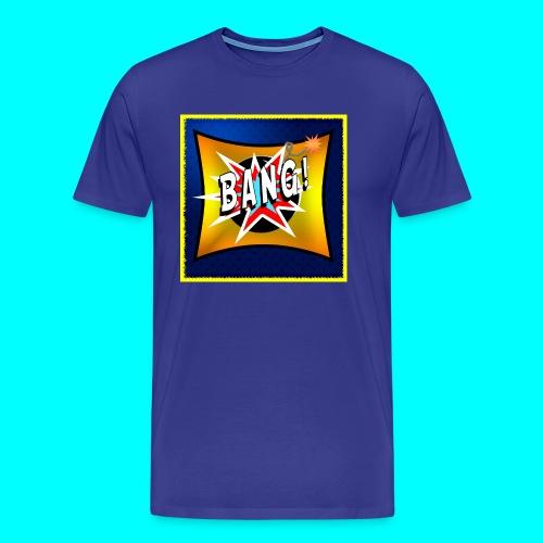 BANG! - Men's Premium T-Shirt