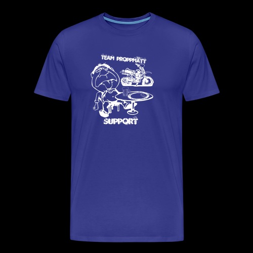 Support - Premium-T-shirt herr