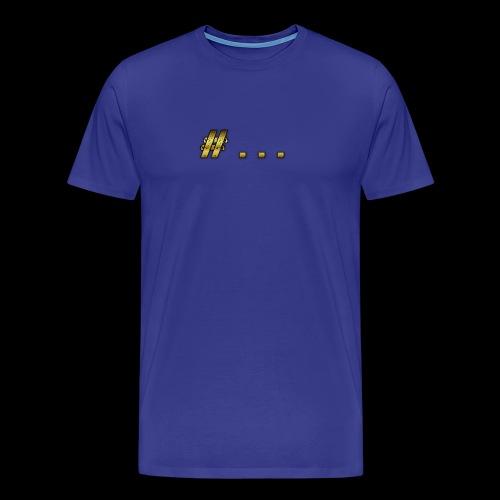 HashTagMan - Maglietta Premium da uomo