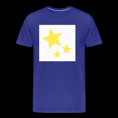 Dazzle Zazzle Stars - Men's Premium T-Shirt