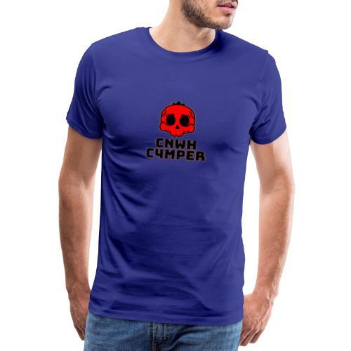 CnWh C4mper Merch - Premium-T-shirt herr