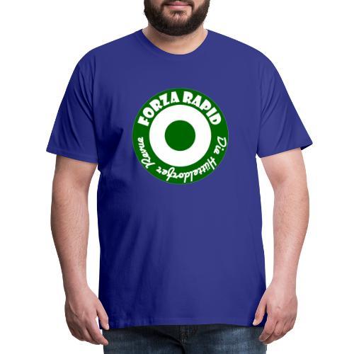 Forza Rapid Logo - Männer Premium T-Shirt