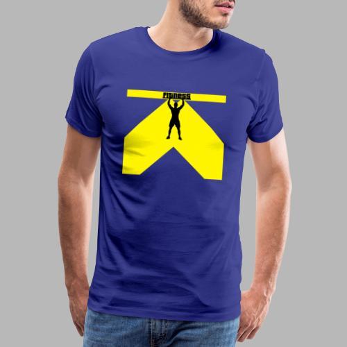 Fitness Lift - Männer Premium T-Shirt