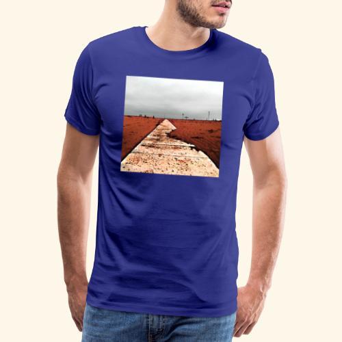 Mare d'inverno - Maglietta Premium da uomo