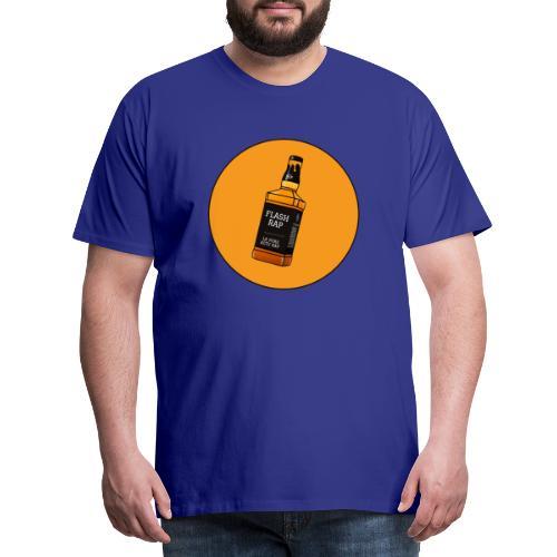 Logo Flash Rap - T-shirt Premium Homme