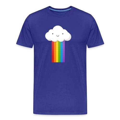 cloud - Maglietta Premium da uomo