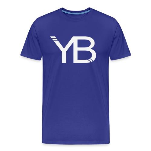 YB Sweater - Mannen Premium T-shirt