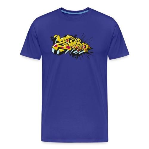2Wear Graffiti Style - Herre premium T-shirt