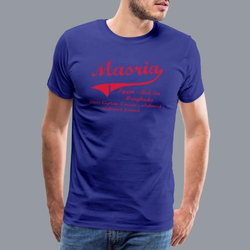 Masria - Männer Premium T-Shirt
