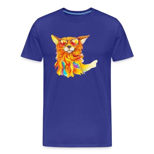 Cool windfox - Männer Premium T-Shirt