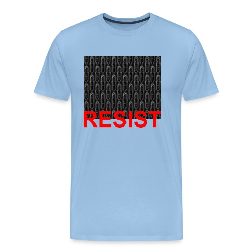 Resist 21.1 - Männer Premium T-Shirt