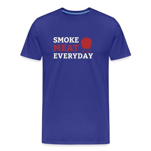 smoke meat everyday shirt - Männer Premium T-Shirt