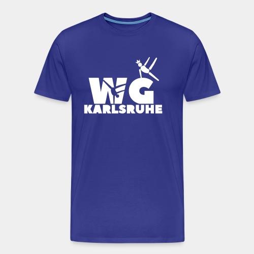 DHM 2019 WG Karlsruhe - Männer Premium T-Shirt